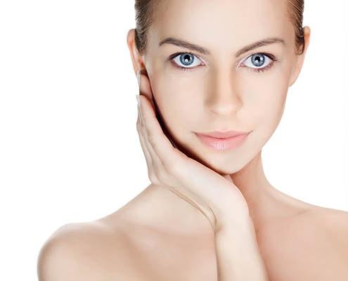 Naravna kozmetika za obraz, izdelki za nego obraza