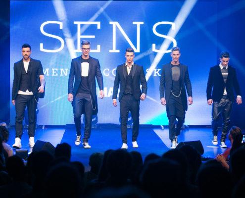 5 superfinalistov v oblačilih slovenske blagovne znamke Sens